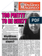 Dyaryo Magdalo (Dec 5 - 11, 2011 issue)