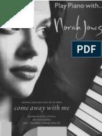 Norah Jones Song Book