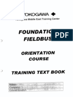 Fieldbus Foundation Course_Yokogawa