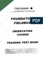 Fieldbus Foundation Course_Yokogawa