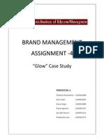 Glow Case Study