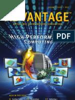 ANSYS Advantage V5 I3 2011