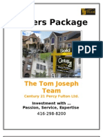 Real Estate Buyers Package