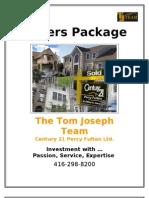 Real Estate Buyers Package