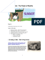The Feast of Sukkot - day 8