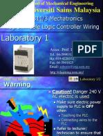 PLC Wiring Laboratory