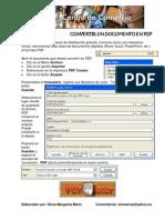 Como Convertir Un Documento en PDF