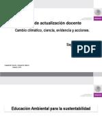 UNIDAD DIDACTICA 2 PPT CAMBIO CLIMATICO