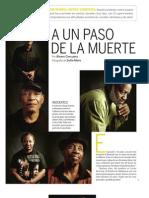 El País Semanal - A UN PASO DE LA MUERTE