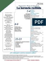 Semanario Católico Alfa y Omega. nº 763. 8 Diciembre 2011