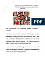 Cuales Son Las Principales Caracteristicas de Los Grupos Sociales Que Han Contribuido a La Divers Id Ad Cultural de Veracruz