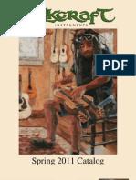 Folk Craft Catalog 2011