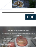 Proyecto Salmonella