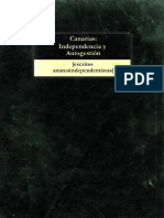 El Libro Negro Del Anarcoindepdentismo Canario