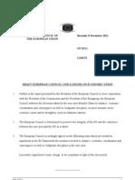 Brussels Draft 0812
