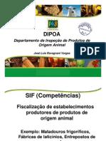 Fiscalização de estabelecimentos produtores de POA
