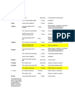 calendario de vacinaçao