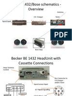 Becker 1432 Info and MP3 Conversion