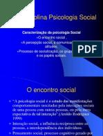 Aula Faculdades Doctum PS I Encontro Social