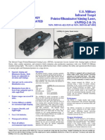 Insight Technology Incorporated an-PEQ-2A Infrared Target Pointer-Illuminator-Aiming Laser