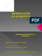 9004442 Introduccion a La Logistica 090915221641 Phpapp01