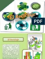 Presentación1 del reciclaje Morelia Marquez