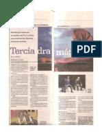 Reforma Tercia dramática FATWA Inocencia de las bestias Partida 2009
