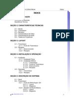 Teclar TEC 201_202_203 Link 2,5 GHz - Manual Técnico