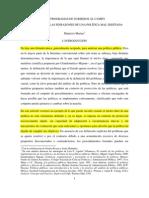 LAS RAZONES Y LAS SINRAZONES DE UNA POLÍTICA MAL DISEÑADA.......Merino