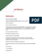 UMAD- Blog de Universidades Accion Social
