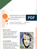 Concepto Empresarial-creatividad e Innovacion Diapositivas