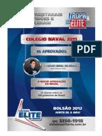 Gabarito Colegio Naval 2011 1 Fase Completo