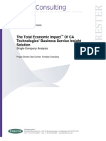Forrester the Total Economic Impact of Oblicore Guarantee