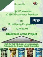 SustainableHome.net Presentation