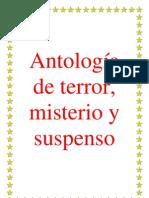 Antología de terror