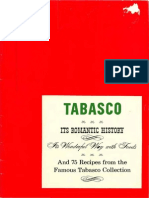 Tabasco, Its Romantic History, And 75 Recipes - McIlhenny Company