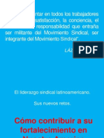 Liderazgo Sindical Latinoamericano