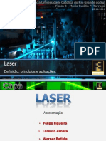Laser Engenharia Eletrica PUCRS
