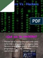 Cracker y Hacker
