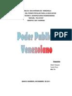 Poderes Publicos de Venezuela