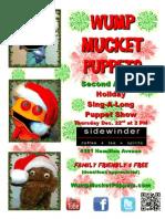Wump Holiday 11 Poster