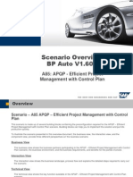 Automotive Scenario Overview en De