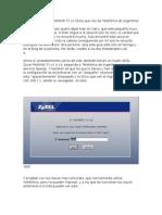Desbloquear Zyxel P660HW