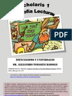 Esencialismo y Universales - Filosofia Wittgensteniana - Alejandro Tomasini - pp. 155 a 177 - Scholaris