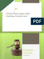 ESTUDIOS LEGALES