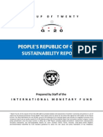 China Sustainity Report - 2011