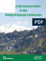 Icimod-biodiversity Conservation in the Kangchenjunga Landscape