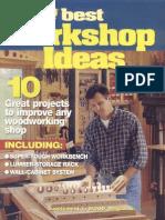 Wood Magazines 10 Best Workshop Ideas