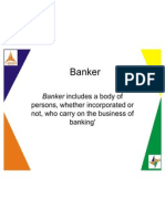 2.Banker Customer