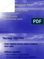Ppt for Nuclear Power Plant
